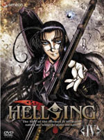 Hellsing Ultimate Vol. 4