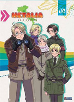 Hetalia: Axis Powers Second Season