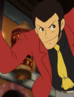 Lupin III: Blood Seal - Eternal Mermaid