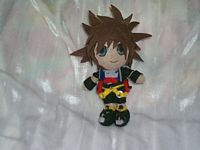 Sora from Kingdom Hearts II
