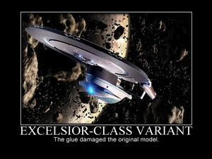 Excelsior-Class Variant
