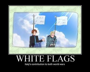 White Flags Italy War