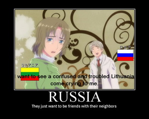 Russia Friends