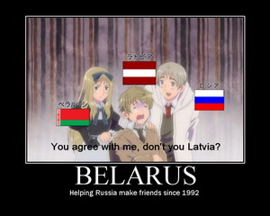 Belarus Friends Russia