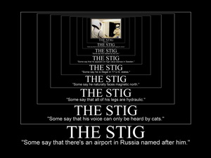 Stig Airport Russia
