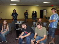 Fall Gaming Fundraiser 2008